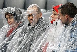 Холод и дожди продержатся в Москве всю неделю