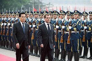 Россия и Китай: начало большой дружбы