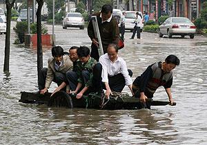 Новая угроза в провинции Сычуань