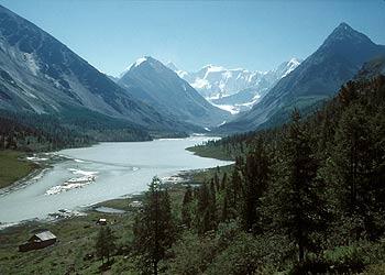 Россия теряет алтайские ледники