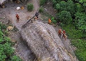 В джунглях Амазонки нашли новое изолированное племя