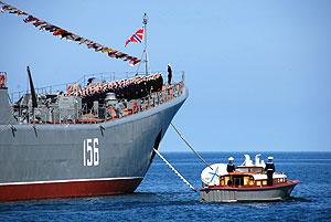 Черноморский флот уйдет по плану