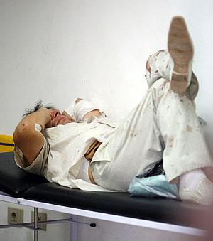Раненых туристов доставят в Москву