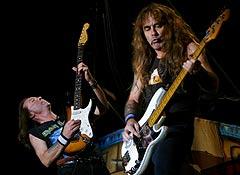 Iron Maiden в Москве: 15 лет спустя