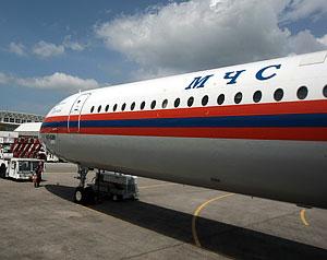 Российские туристы доставлены в Москву