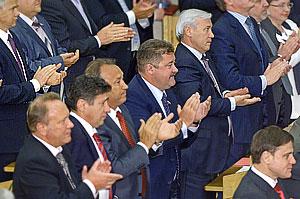 Путин расколол коммунистов