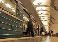 Самоубийцы в московском метро