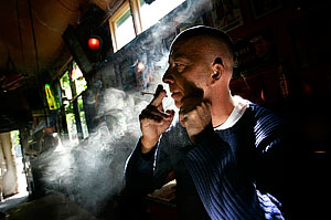 Табаку – нет, марихуане – да!