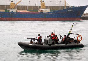СБ ООН объявляет войну пиратам
