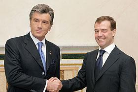 Россия-Украинa: Медведев расставляет точки