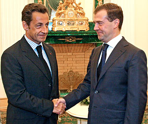 Хорошая новость для Саркози и всего мира