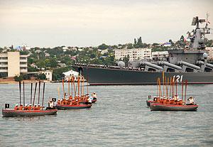Черноморский флот под знаком адекватных реакций