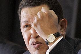 Чавес поддержал Россию