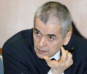 Геннадий Онищенко: Вместе с нашим государством санитарная служба прошла большой путь