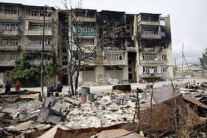 Жертвы грузинской агрессии