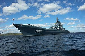 Северный флот курсом на Венесуэлу