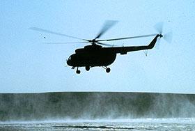 На Алтае пропал вертолет Ми-8