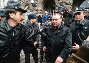 Юрий Буданов на свободе