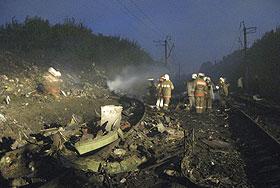 Авиакатастрофа в Перми: виновен экипаж