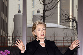 Миссис Клинтон и мистер Лавров