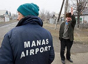 Парламент Киргизии закрыл тему авиабазы