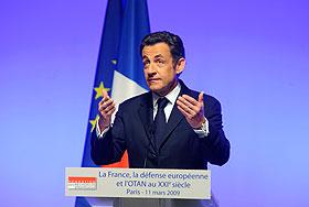 Франция плюс НАТО, чему равно