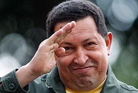 Чавес предложил России остров