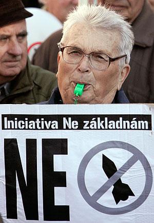 ПРО в Чехии: быть или не быть?