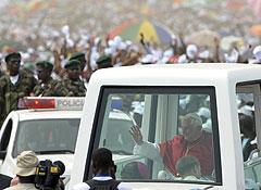 Африканские проблемы Папы Римского