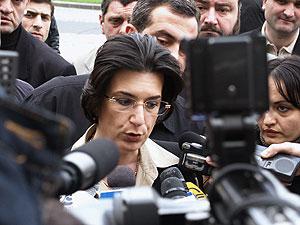 Грузия: приговоры и решетки