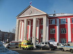 Трагедия в Кировске