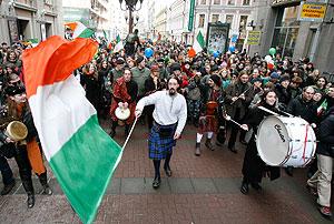 Ирландия в Москве