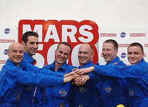 Марс становится ближе с каждым днем