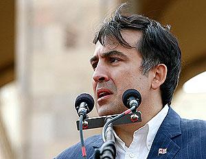 Саакашвили не скрыться от оппозиции