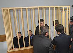 Из освобожденных в задержанные