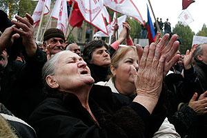 Страховка для грузинской оппозиции