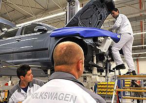 Минус Volkswagen