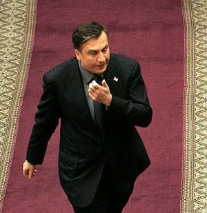 Саакашвили - оппозиция: компромисс невозможен
