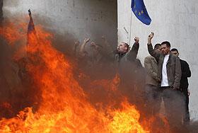 Апрельское буйство молдавской столицы. Фото