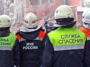 В Хабаровске взорвался газ