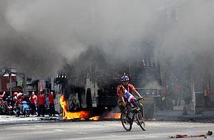 Таиланд. Беспорядки продолжаются