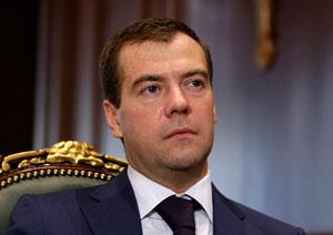 Медведев заступился за НПО