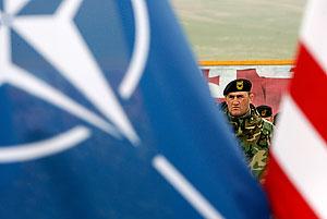 НАТО учится в Грузии