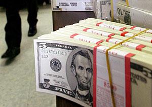 Доллары не нужны