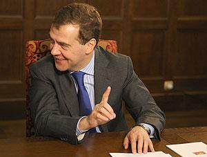 Год с Дмитрием Медведевым