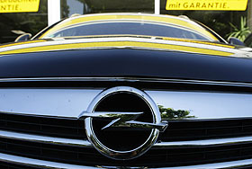Русско-канадский Opel