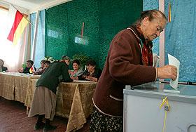 Южная Осетия выбрала