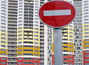 Спрос на квартиры рухнул на 75%