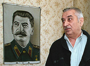 За деда Сталина в суде