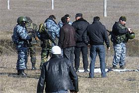 Расстрел в Ингушетии